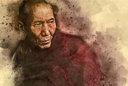Den stemningsfulde historie om munken og købmanden