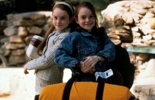 Tvillingeforhold i filmindustrien
