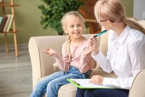 Psykologer anvender bl.a. WISC testen til at evaluere børne kognitive udvikling