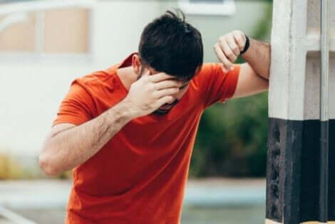 Key in lock syndrome: En overvældende tissetrang