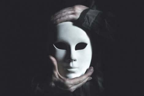 Eksempel på psykologiske masker