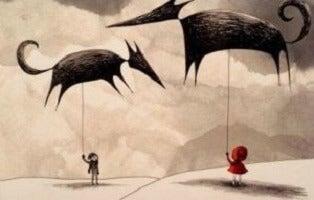 Forældre: Din rolle i børns frygt