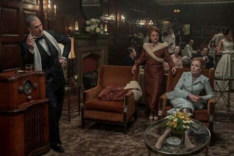 Scene fra serien