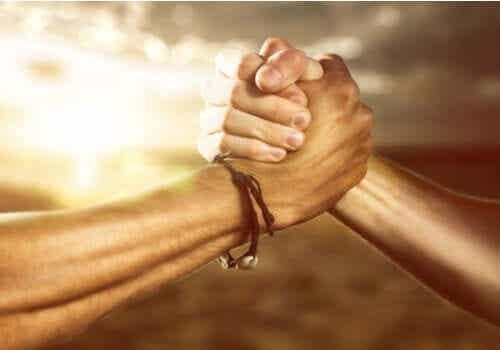 Gahuku Gama folket: Lighed og solidaritet
