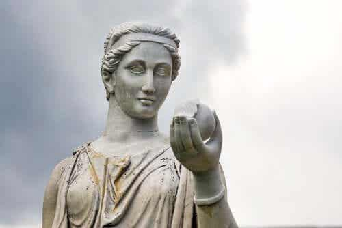 Myten om Hera - gudinde af Olympen