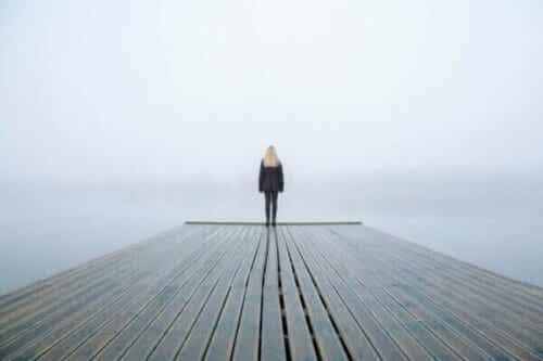 Hvorfor er vi bange for stilheden?