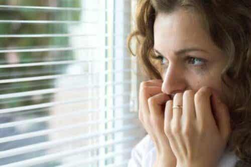 Symptomer på agorafobi