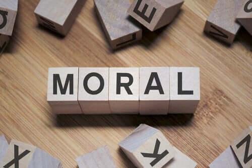 Moralsk forpligtelse som en vej til at udleve værdier
