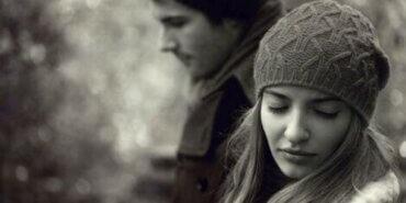 Hvorfor går man fra hinanden, hvis man elsker hinanden?