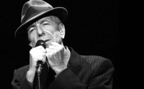 Leonard Cohen har indspillet en del triste sange