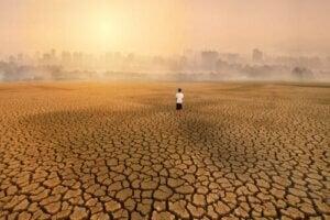 Økoangst, en konsekvens af klimaforandring