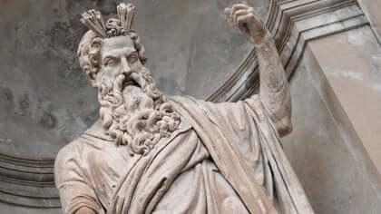 Statue af Zeus