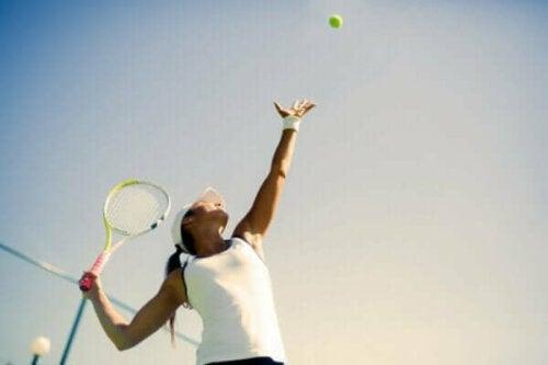 Psykologi i tennis og at vinde den mentale kamp