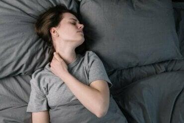 Søvn og kroniske smerter