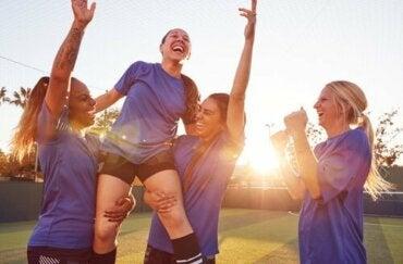 Sport og kvinder: Et tydeligere glasloft end nogensinde før