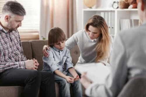 Terapi til børn: At løse det dysfunktionelle