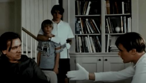 I filmen vises vold uden mening
