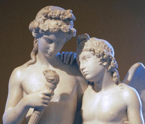 Græsk statue