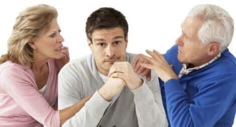 Kontrollerende forældre