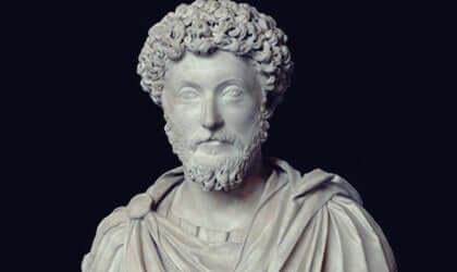 Statue af Marcus Aurelius