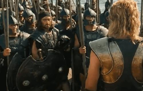 Achilleus i kamp