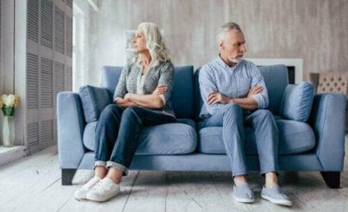 At gå igennem dine forældres skilsmisse som voksen