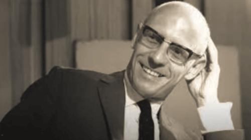 Billede af Michel Foucault