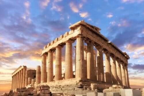 Græsk tempel