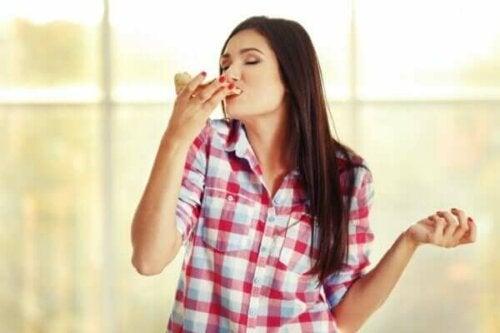 Undersøgelser viser, at folk har fem forskellige typer af appetit