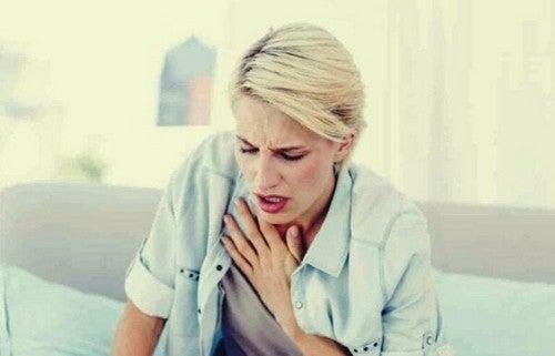 Hvad er forbindelsen mellem hyperventilation og angst?