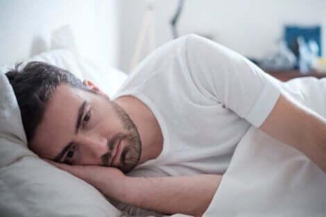 Mand, der ikke kan sove