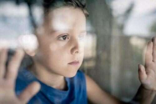 Disintegrativ forstyrrelse i barndommen