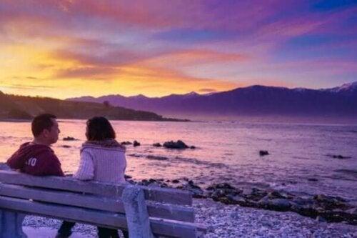 Emotionelle forbindelser - et sted at mødes