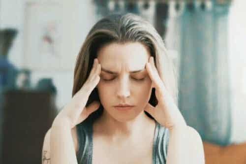 Forskellige typer af stress