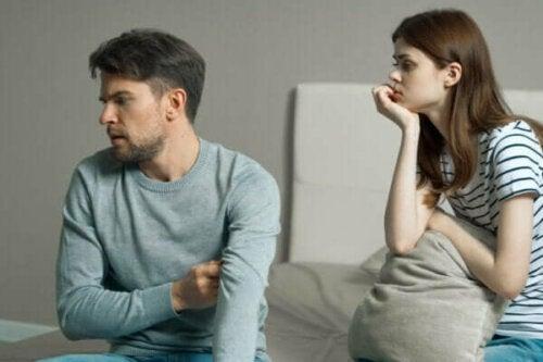 Forventninger og utilfredshed i parforhold