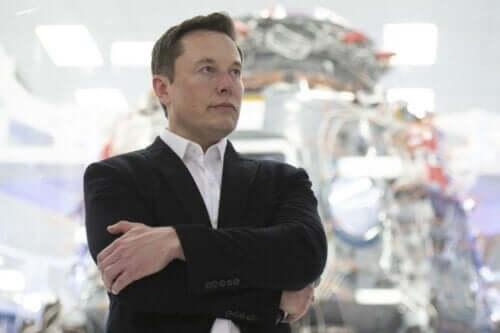 Foto af Elon Musk