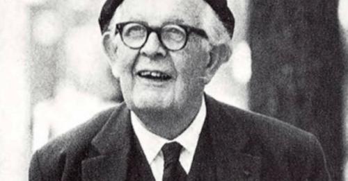 Et billede af Jean Piaget