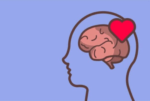 Skikkelse med hjerte og hjerne