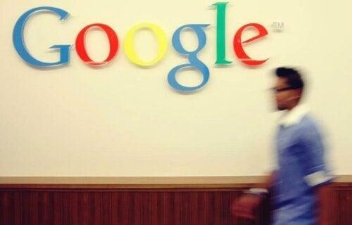 En ansat hos Google