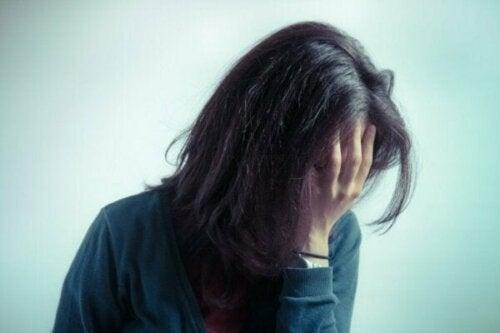 Mental blokering forårsaget af angst, hvad kan du gøre?