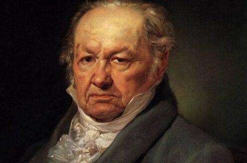 Susacs syndrom, Goyas påståede sygdom