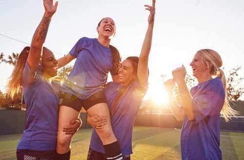 Teenagere og sport, et psykologisk perspektiv