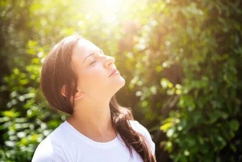 Åndedrætsøvelser til håndtering af stress