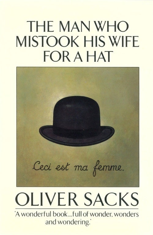 Dr. P.: The Man Who Mistook His Wife for a Hat