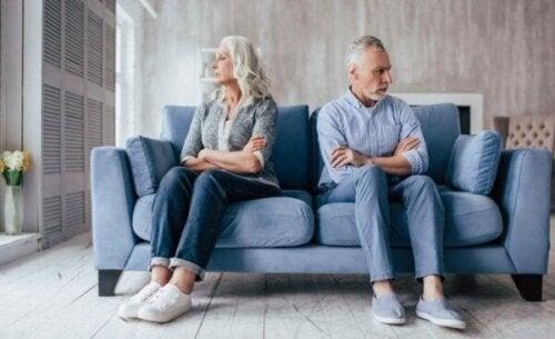 Grå skilsmisse: Et fænomen i vækst